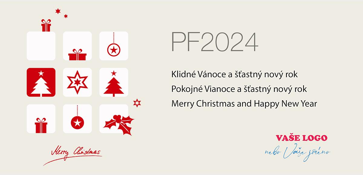 Představu o nevšedním vánočním přání hravě splní motiv pexesa s vánočními symboly.