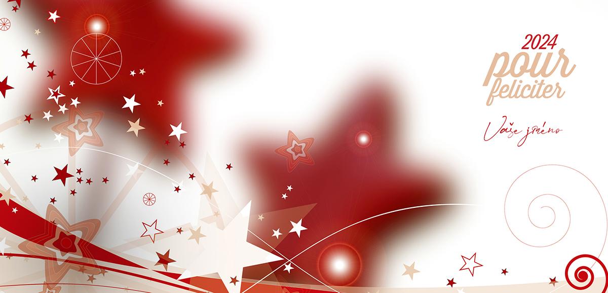 Novoročenka 124 - Vánoční hvězdy