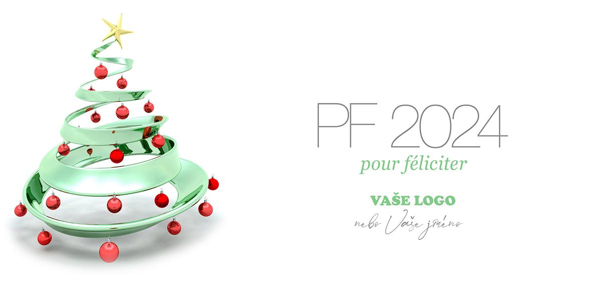 Novoročenka 143 - Vánoční stromek