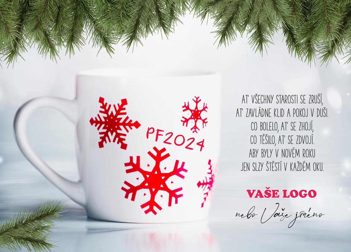 Novoročenka 490 - Vánoční hrneček