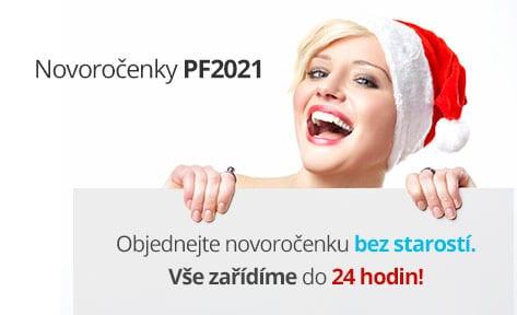Novoročenky PF2021
